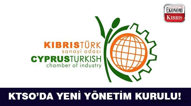 Kıbrıs Türk Sanayi Odası'nda yeni yönetim kurulu belirlendi!