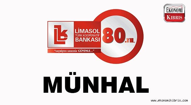Limasol Bankası münhal açtı..