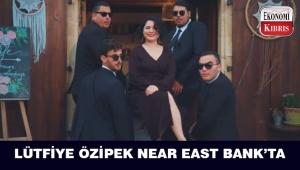 Near East Bank'tan Lütfiye Özipek ile ihtiyaç kredisi reklamı!