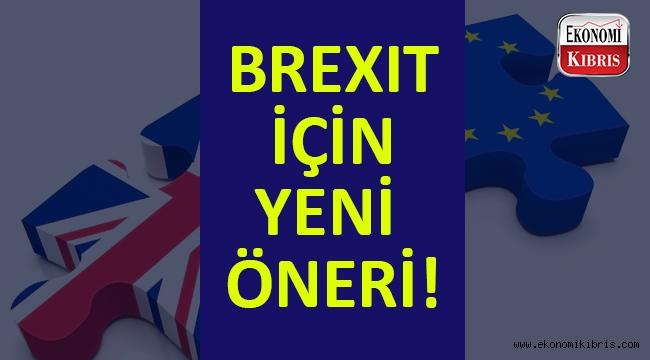 Sterlin ve KKTC ekonomisini ilgilendiren Brexit sürecinde yeni öneri!
