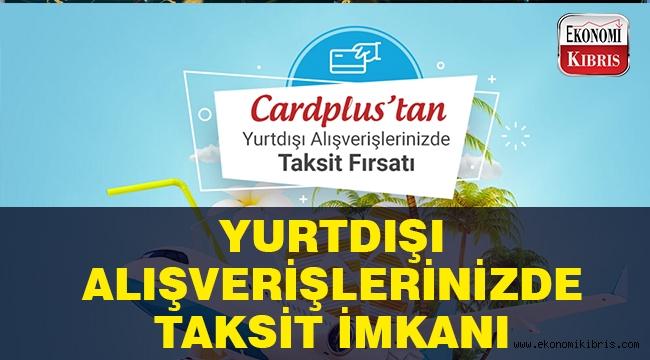 Cardplus'tan bir kampanya daha..