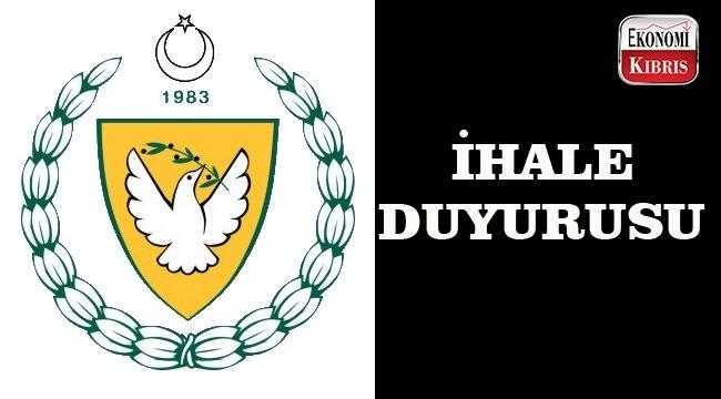 Sivil Savunma Teşkilat Başkanlığı ihale açtı..