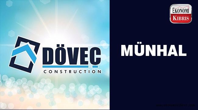 Döveç Construction münhal açtı..