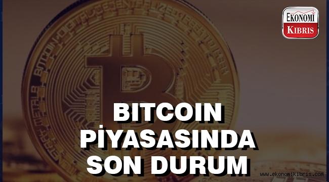 Bitcoin'de son durum..