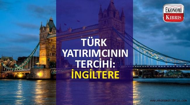 Brexit belirsizliğine rağmen Türk yatırımcının gözdesi İngiltere!
