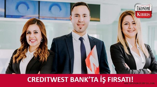 Creditwest Bank 5 ayrı pozisyonda münhal açtı!