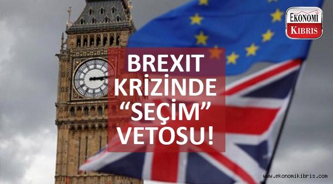 İngiltere'de Brexit belirsizliği sürüyor!