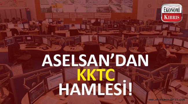 KKTC'de teknik güvenlik Aselsan ürünleri ile sağlanacak!