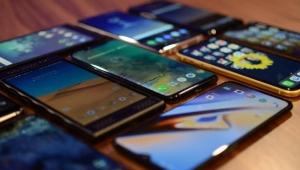 Akıllı telefon satışları üçüncü çeyrekte yüzde 0.8 arttı