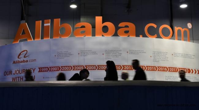 Alibaba hisseleri 2 günde yaklaşık % 10 yükseldi.İşte detaylar...