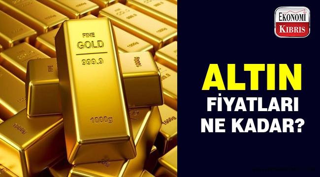 Altın ne kadar? 1 Kasım 2019