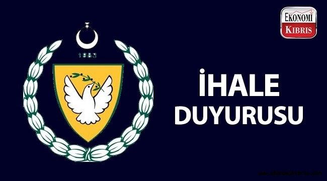Devlet Emlak ve Malzeme Dairesi Müdürlüğü ihale açtı.
