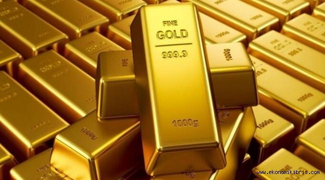 Hafta'nın son iş gününde altın fiyatların'da son durum.İşte detaylar...
