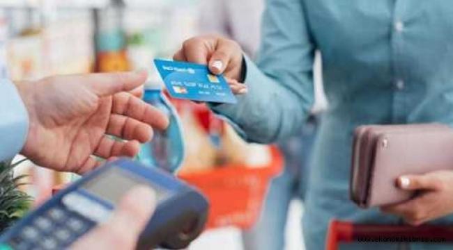 Kredi Kartlı ile ödemeler 1 trilyon lirayı aşacak! İşte Detaylar...