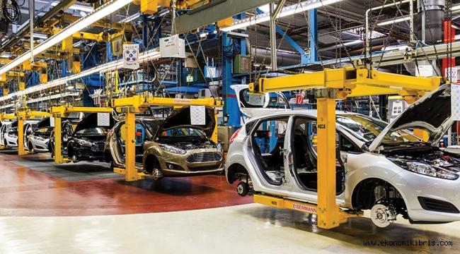 OSD: Otomotiv üretimi 10 ayda yüzde 8 azaldı.İşte Detaylar...