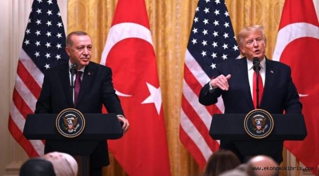 Trump-Erdoğan görüşmesinde hangi başlıklar öne çıktı ? İşte Detaylar...