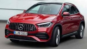 2020 Mercedes GLA görücüye çıktı! İşte detaylar...