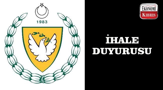 Devlet Emlak ve Malzeme Dairesi Mdrl. ihale açtı.