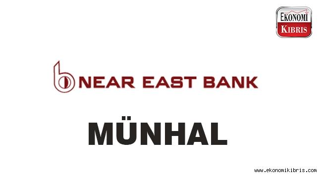 NEAR EAST BANK Çalışmak İster misiniz?