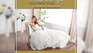 10.Evlilik ve Düğün Hazırlıkları Fuarı ile Mobilya Fuarı yarın açılıyor...