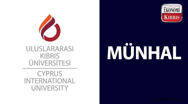 Akademik Münhal Duyurusu - Kıbrıs iş ilanları