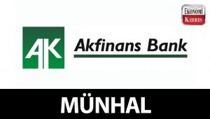 AkfinansBank Ltd. münhal duyurusu - Kıbrıs iş ilanları