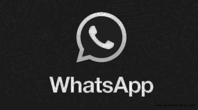 Android için WhatsApp karanlık mod geldi...