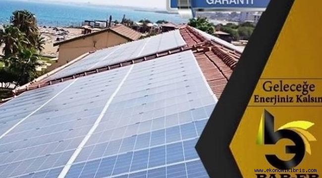 Bar-Er Energy münhal duyurusu - Kıbrıs iş ilanları