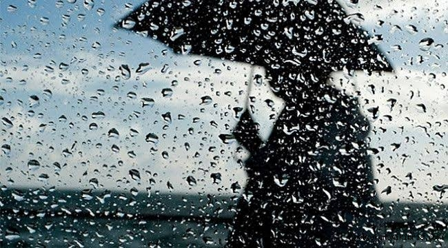 Dikkat Sağanak Yağış Ve Fırtına Uyarısı!...