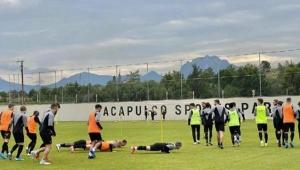 FIFA'ya üye bir ülkenin takımı kamp için KKTC'ye geldi. İşte detaylar...