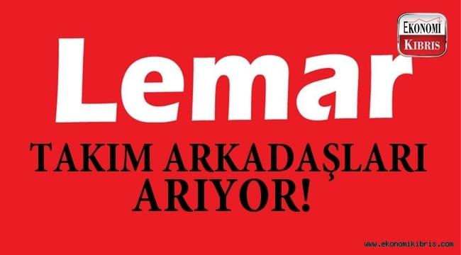 Lemar Süpermarket münhal duyurusu - Kıbrıs iş ilanları