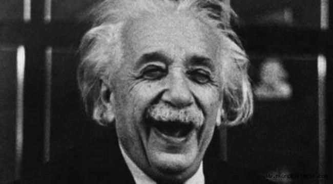 Albert Einstein'dan hayata dair ipuçları.