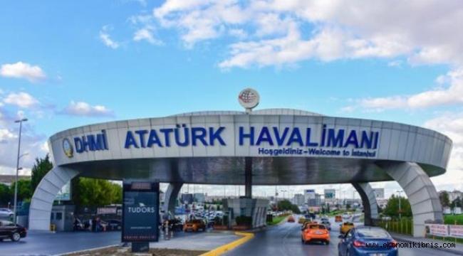 Atatürk Havalimanı Serbest Bölgesi'nin adı değişti! İşte detaylar...