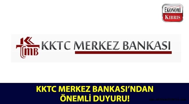 KKTC Merkez Bankası'ndan faiz açıklaması! İşte detaylar...