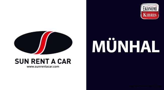Sun Rent a Car münhal duyurusu - Kıbrıs iş ilanları