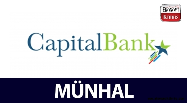 Capitalbank münhal duyurusu - Kıbrıs iş ilanları