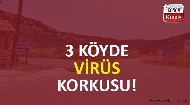 Dipkarpaz, Sipahi ve Yeni Erenköy'de korona virüs!