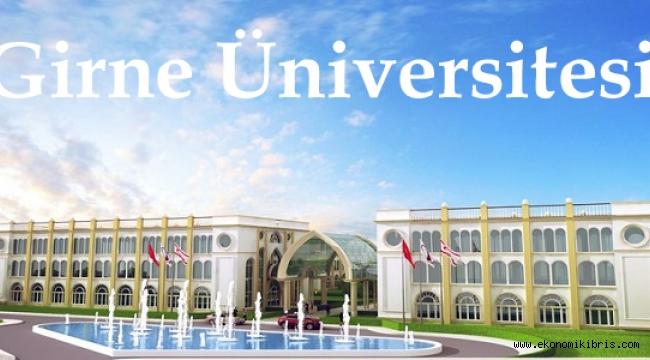 Girne Üniversitesi münhal duyurusu - Kıbrıs iş ilanları