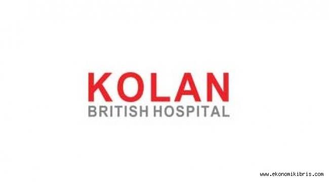 Kıbrıs British Kolan Hospital münhal duyurusu - Kıbrıs iş ilanları