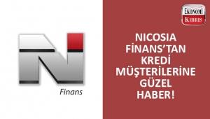 Nicosia Finans kredileri erteliyor, gecikme faizi almıyor!