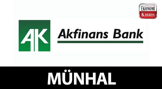 Akfinans Bank Ltd münhal duyurusu - Kıbrıs iş ilanları