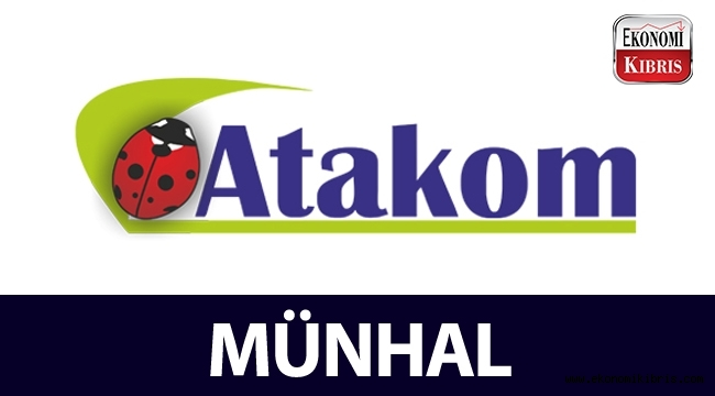 Atakom Tic Ltd. münhal duyurusu - Kıbrıs iş ilanları