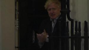 Boris Johnson'dan korkutan görüntü! İşte detaylar...