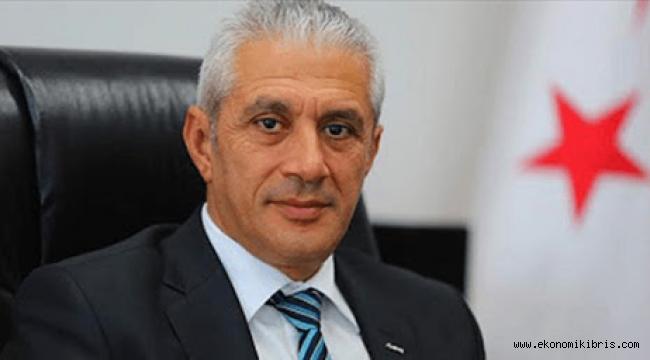 """KKTC Ekonomi ve Enerji Bakanı Hasan Taçoy'dan """"esnaf destek kredisi"""" hakkında açıklama! İşte detaylar..."""