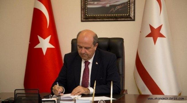 Başbakan Ersin Tatar'dan bayram mesajı! İşte detaylar...