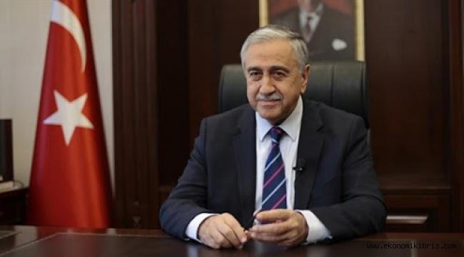 Cumhurbaşkanı Mustafa Akıncı'dan bayram mesajı! İşte detaylar...
