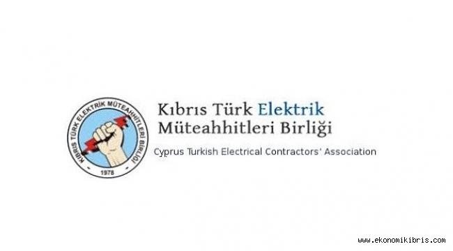 Kıbrıs Türk Elektrik Müteahhitleri Birliği'nden duyuru! İşte detaylar...