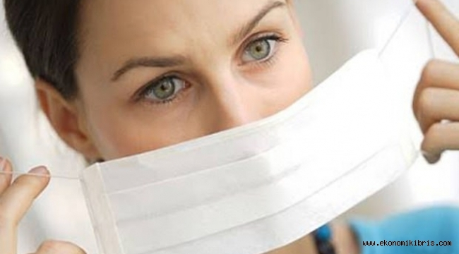 Maske kullanırken en sık yapılan yanlış...