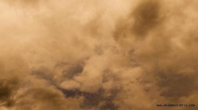 Meteoroloji Dairesi'nden tozlu hava uyarısı...! İşte detaylar...