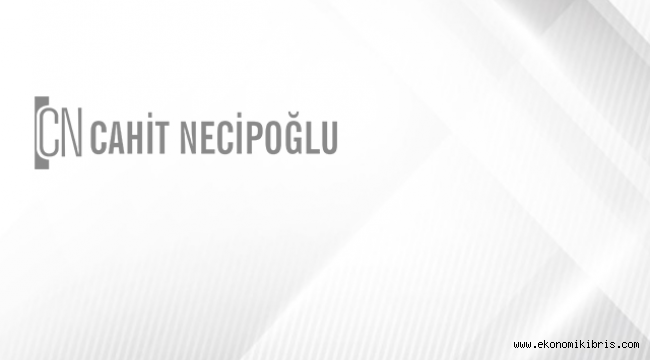 Cahit Necipoğlu münhal duyurusu - Kıbrıs iş ilanları